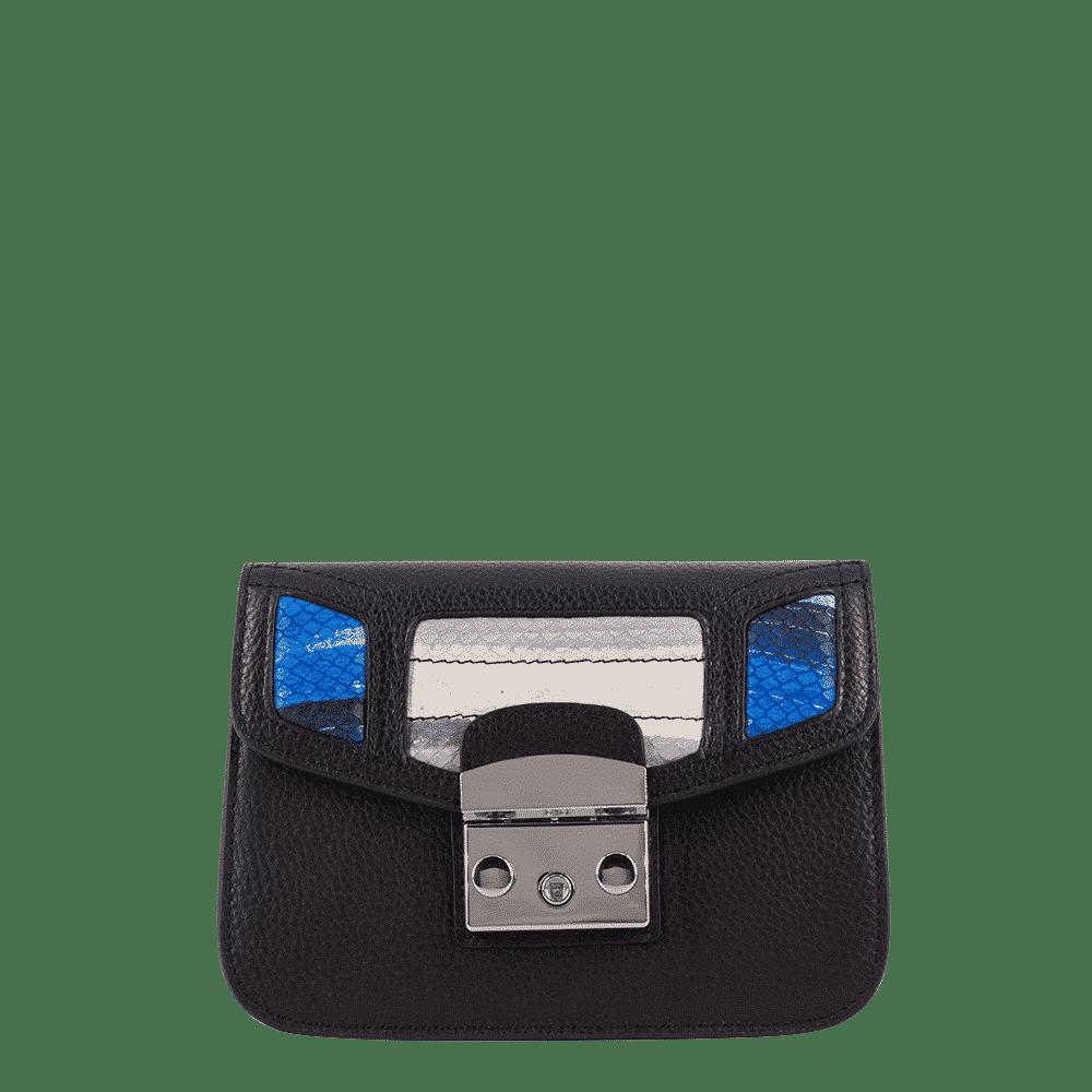 Túi xách nữ đeo chéo  Bernadetta Crossbody Bag 9566C-BL/BLU